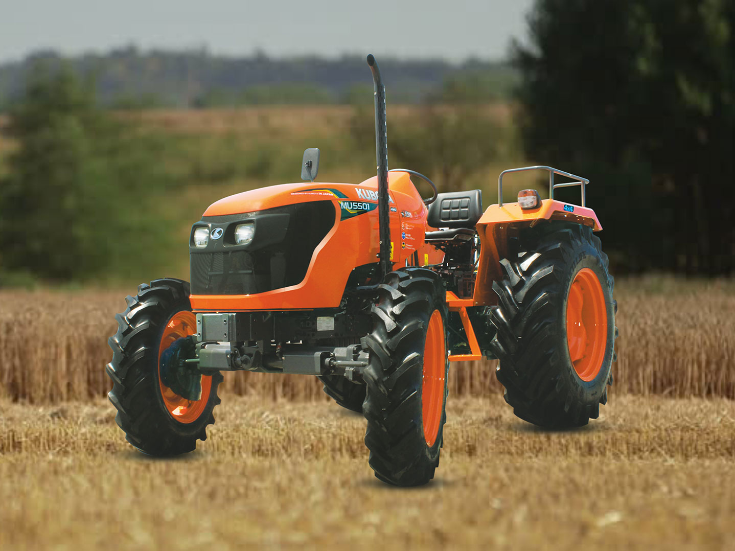 Products | Kubota Agricultural Machinery India