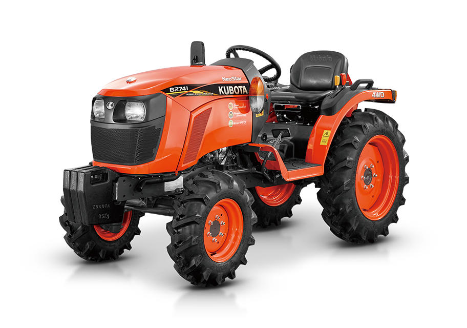 B2741 | Tractor | Kubota Agricultural Machinery India