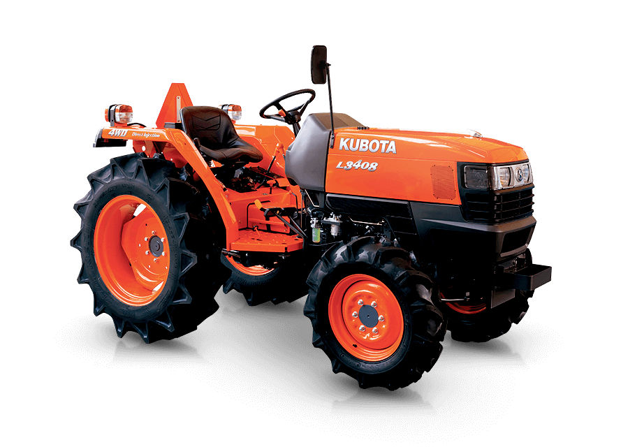 L3408 | Tractor | Kubota Agricultural Machinery India