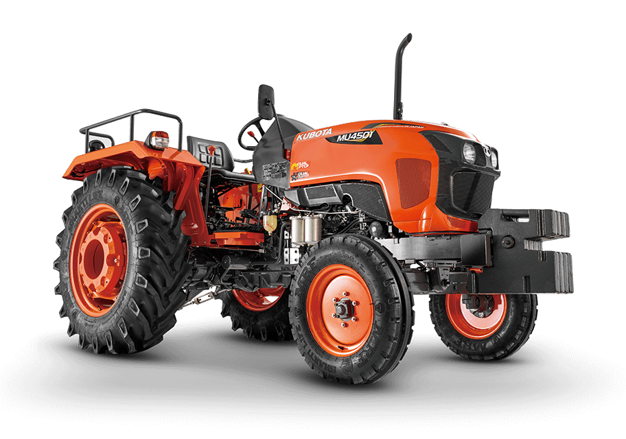 MU4501(2WD) | Tractor | Kubota Agricultural Machinery India