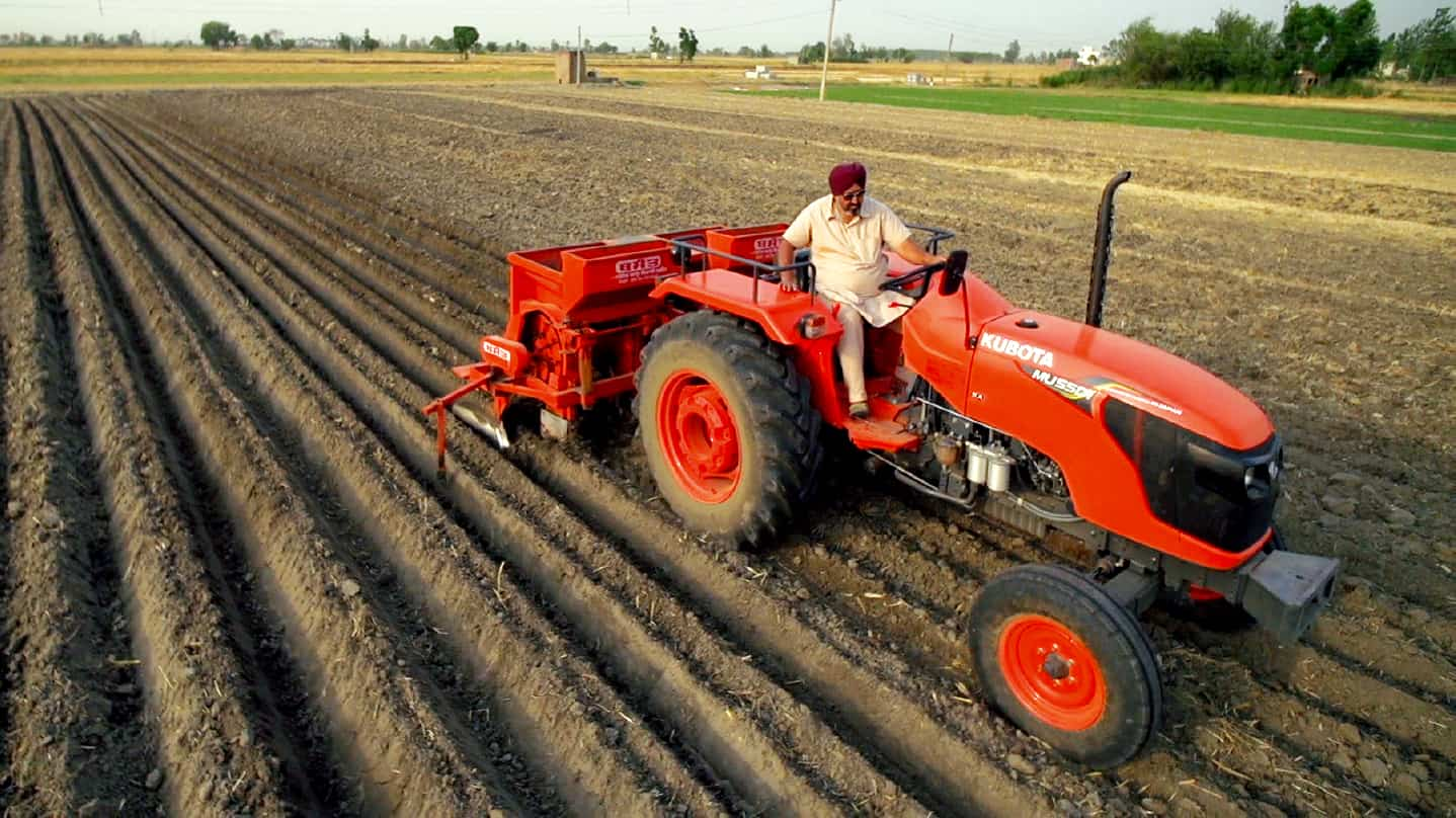 MU5501(2WD) | Tractor | Kubota Agricultural Machinery India
